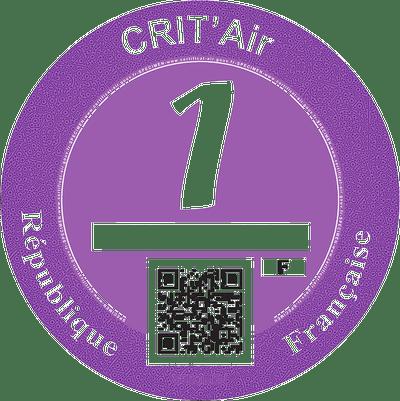 Crit'Air 1