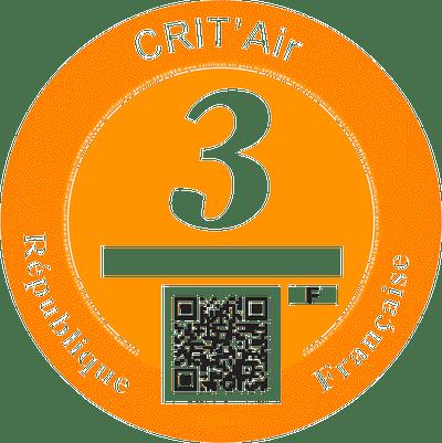 Crit'Air 3
