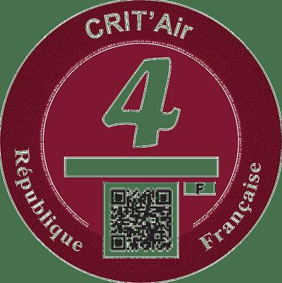 Crit'Air 4