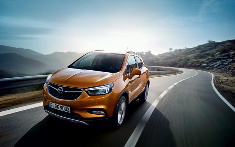 Opel Mokka highlight