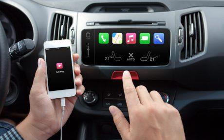 L'usage de la voiture se digitalise