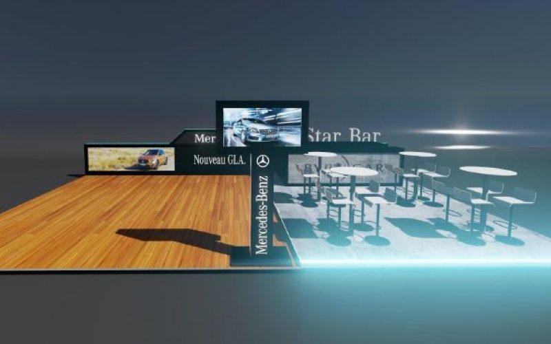 STAR BAR CAFE MERCEDES