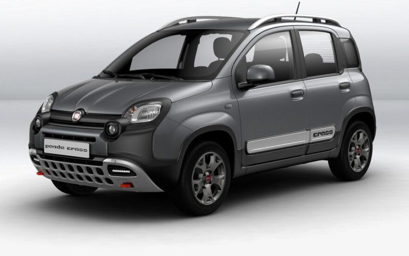 Fiat Panda Cross BYmyCAR