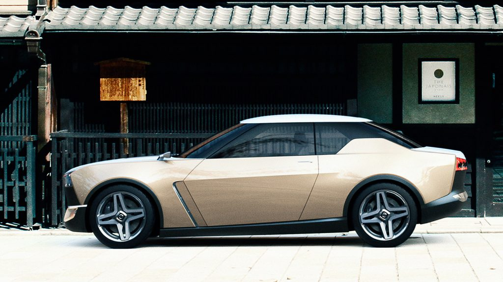 Concept Car Nissan IDX Freeflow