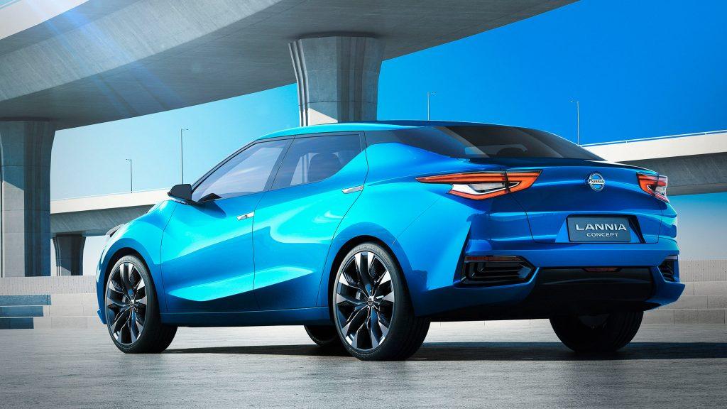 Concept Car Nissan Lannia
