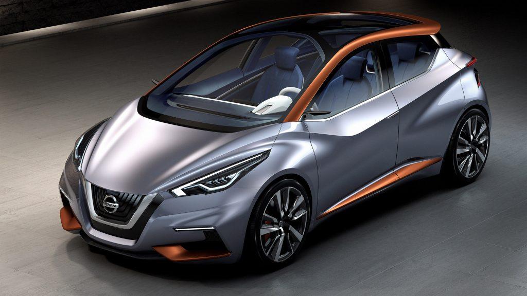 Concept Car Nissan Sway
