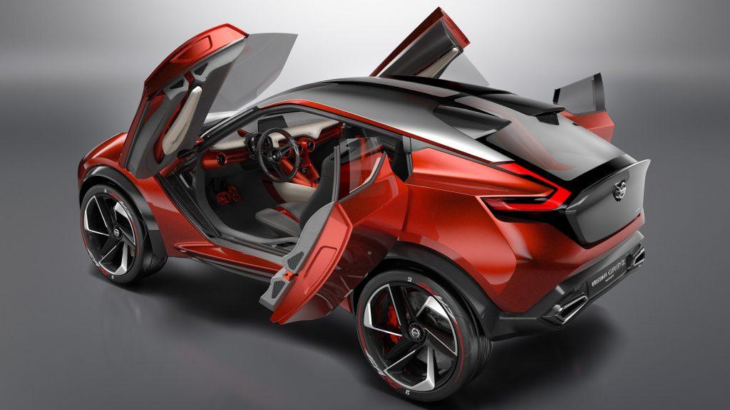 Concept Car Nissan Gripz