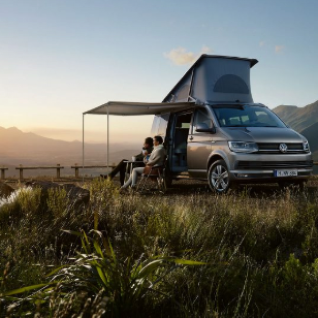 Volkswagen California BYmyCAR