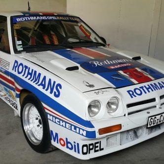 Opel Manta 400 de Guy Frequelin