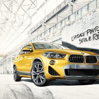 BMW X2 Vente Privée