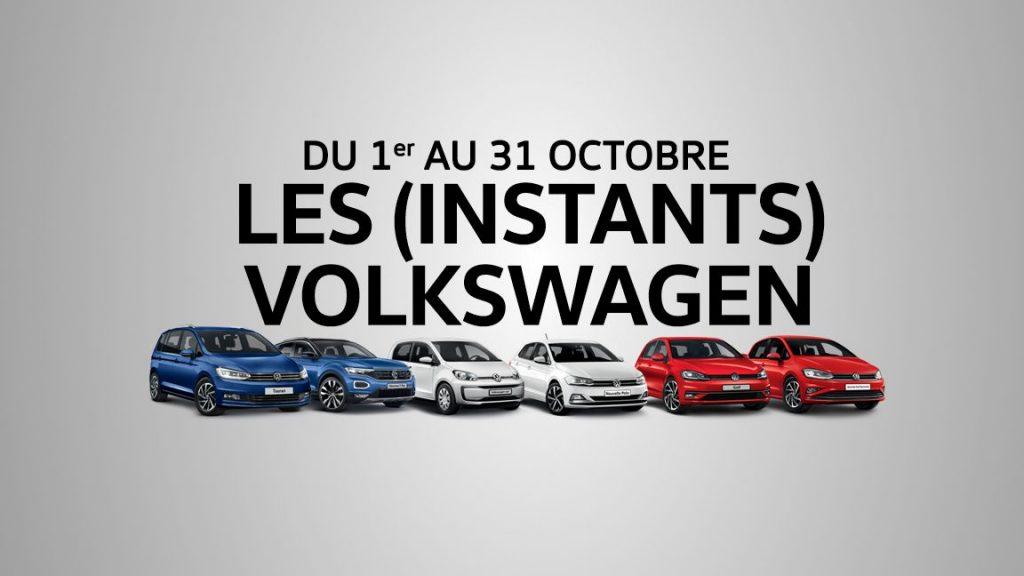 Les instants Volkswagen