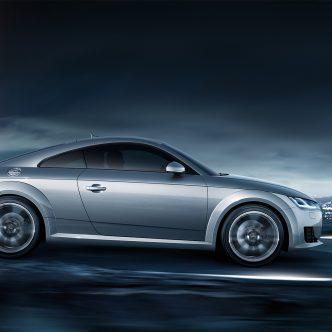 Audi TT jusqu'à 9950€ de remise