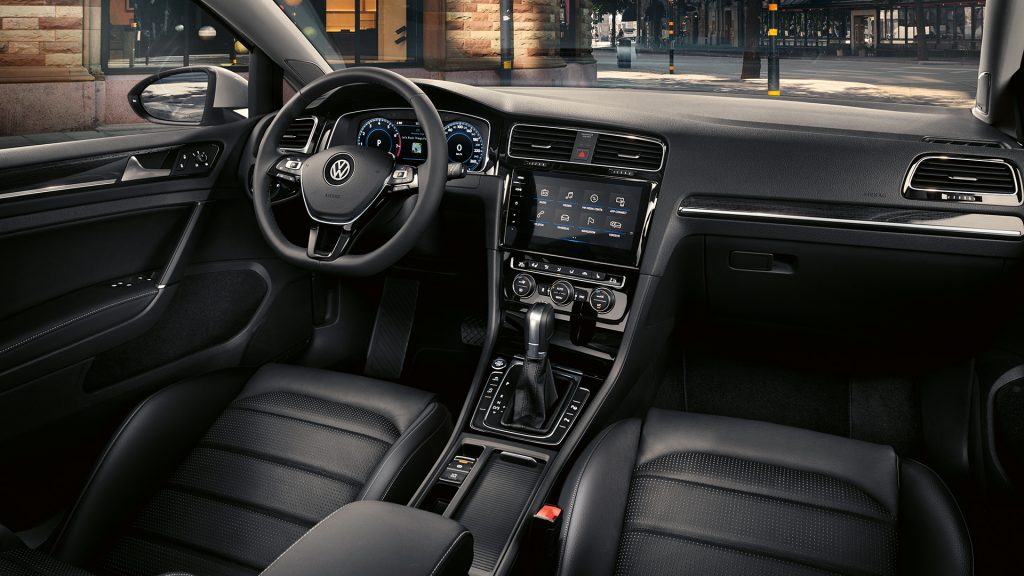 Intérieur Volkswagen Golf
