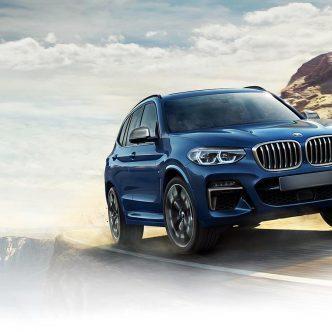 BMW X3 jusqu'à 12000€ d'avantage client