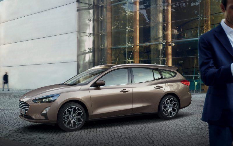 Nouvelle Ford Focus SW à 209 € / mois