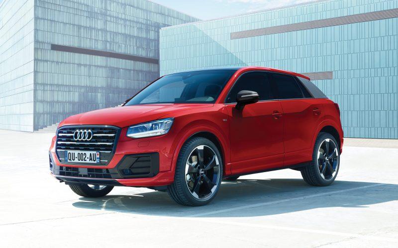 Audi Q2 des 290 euros par mois