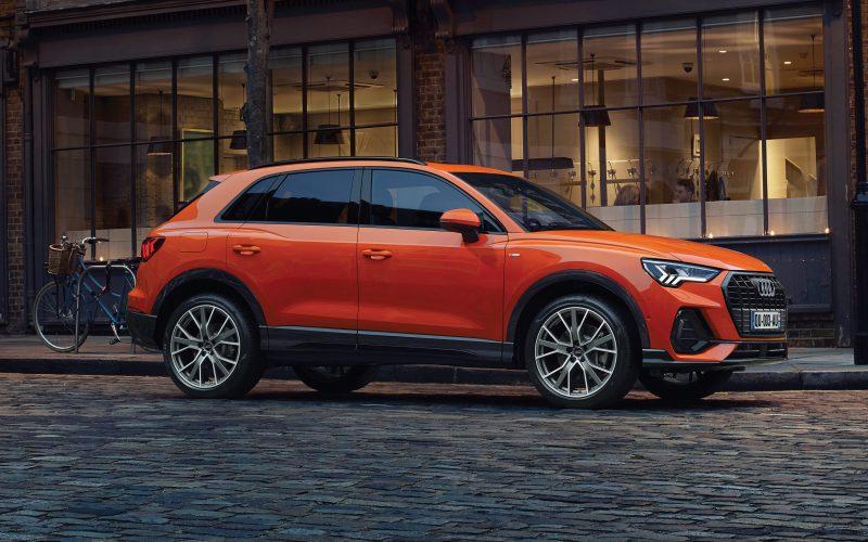Nouvelle Audi Q3 BYmyCAR