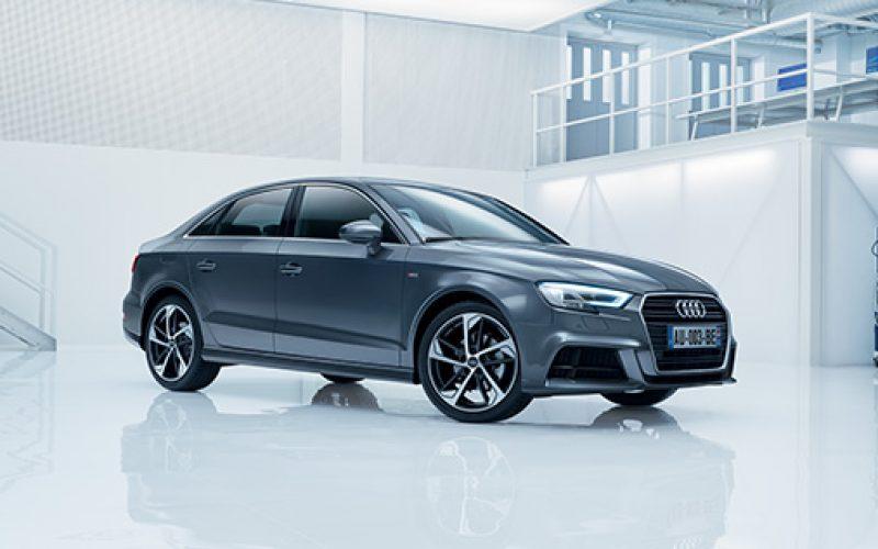 Audi A3 berline dès 330€/mois