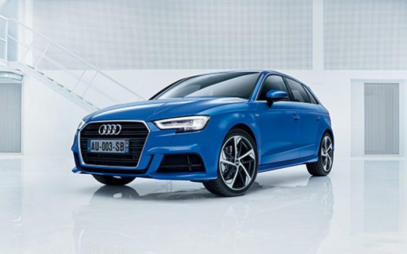 Audi A3 sportback dès 290€/mois