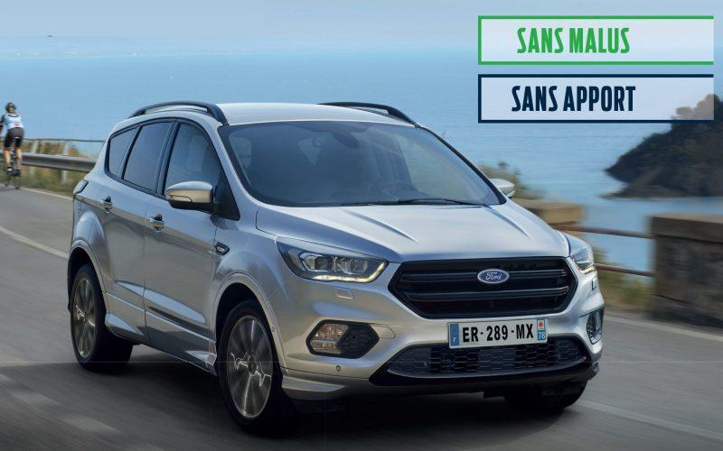 Ford Kuga Flexi Fuel à partir de 299 € / mois