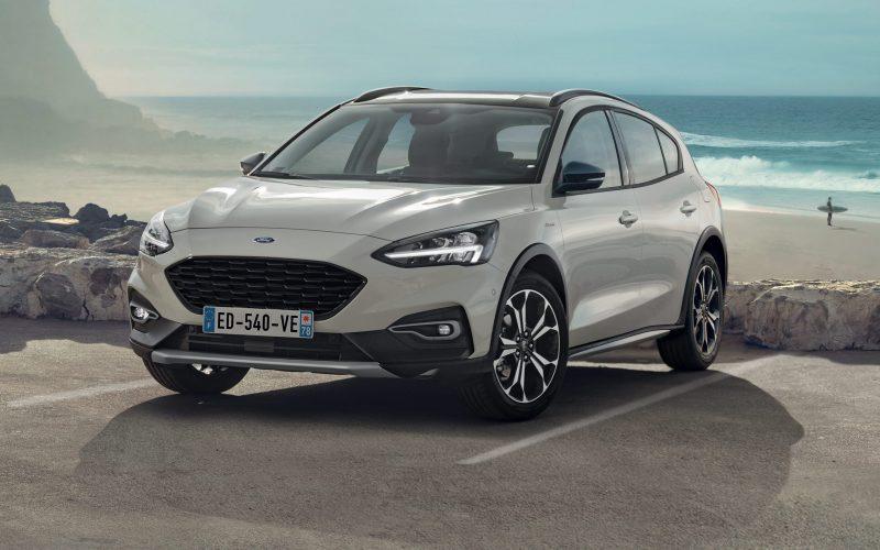 Nouvelle Ford Focus Active à partir de 199 € / mois