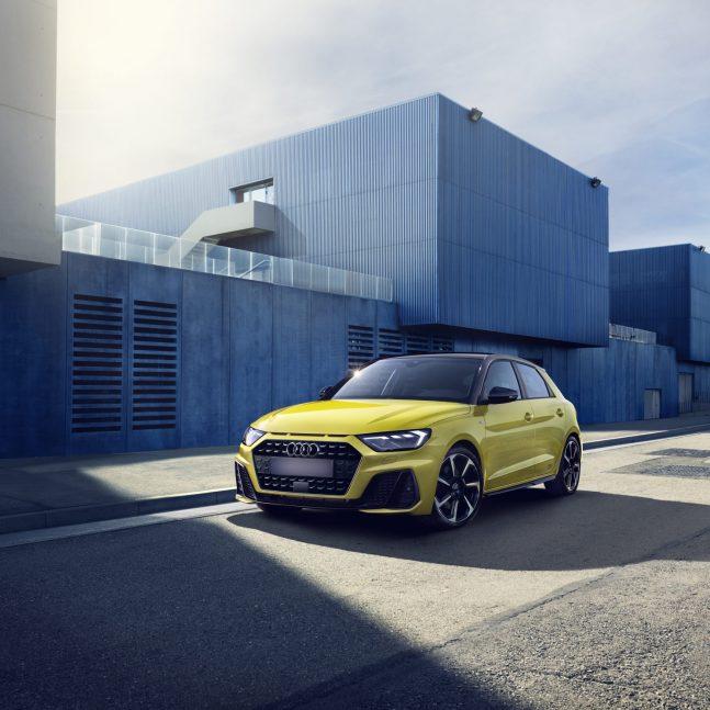 Audi A1 d'occasion