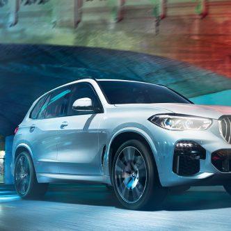 Nouvelle BMW X5 BYmyCAR