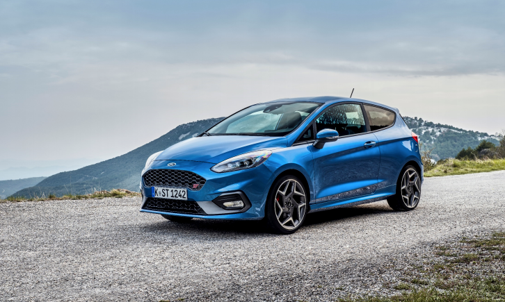 Nouvelle Ford Fiesta ST