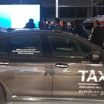 Afterwork Taxis BMW BYmyCAR BAC