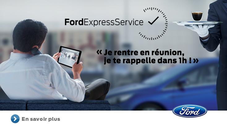 Ford Express Service BYmyCAR