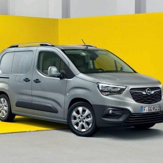 Opel Combo dès 109 € HT / mois