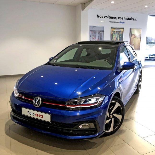 Volkswagen Polo jusqu'à 5500 € de reprise