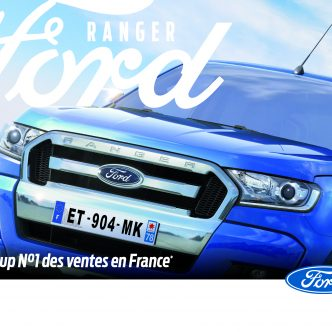 FORD Ranger Business BYmyCAR