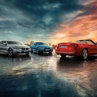 TVA offerte sur la BMW Série 4 Gran Coupé chez BYmyCAR