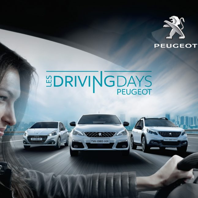 BYmyCAR Peugeot Driving Days
