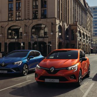 Nouvelle Renault CLIO BYmyCAR