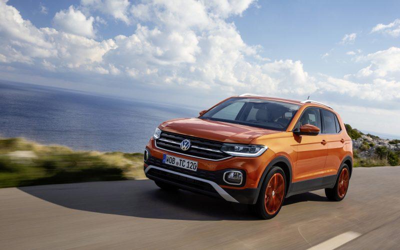 Nouveau Volkswagen T-Cross