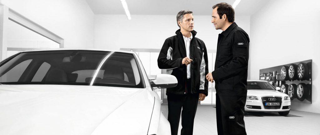 Audi Twin Service, la force d'une double expertise