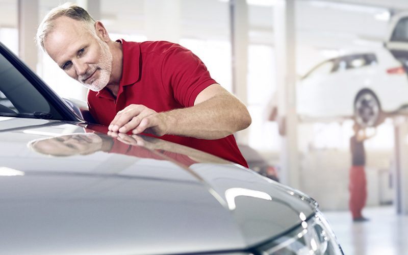 La rapidité du service Audi Twin Service