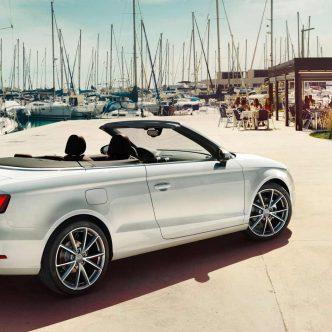 Audi Rent chez BYmyCAR