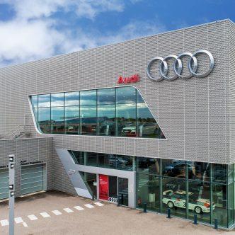 Audi Lyon