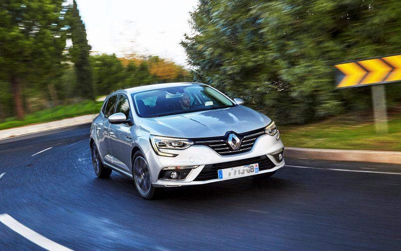 Renault Megane Reprise + 4500 euros