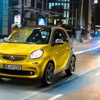 smart Mercedes entreprises