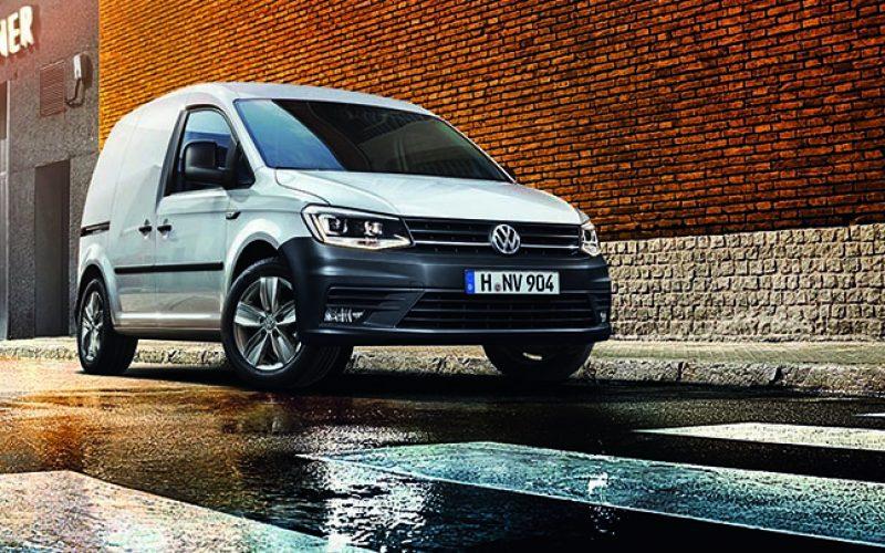 Caddy Van Volkswagen