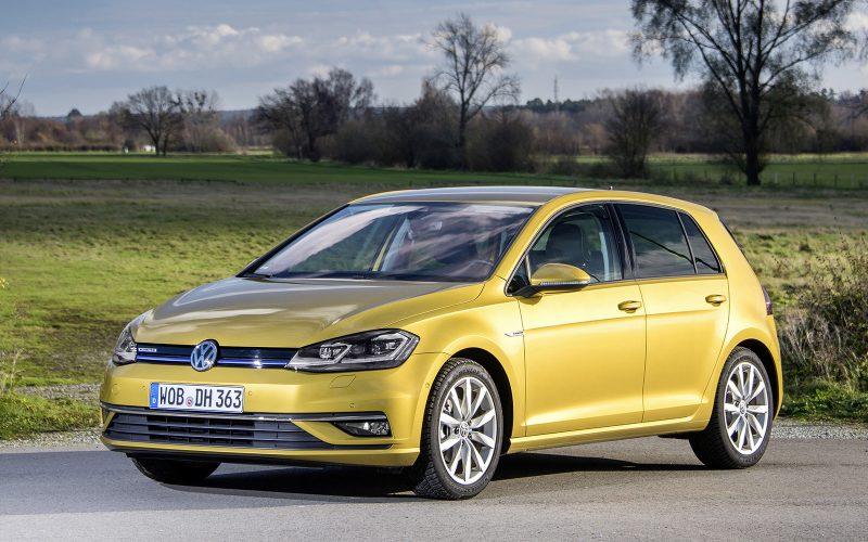 Volkswagen Golf Connect à partir de 210 € par mois