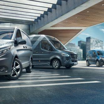Mercedes Véhicule Utilitaire