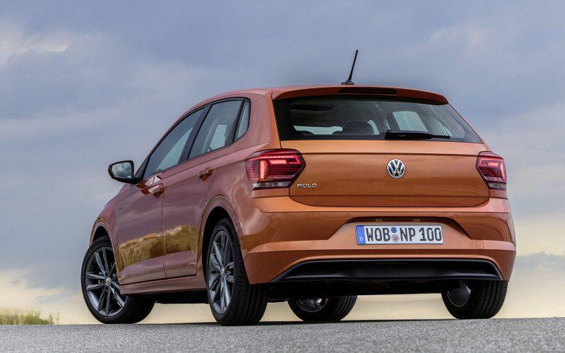 Volkswagen Polo Confortline à partir de 150 € par mois