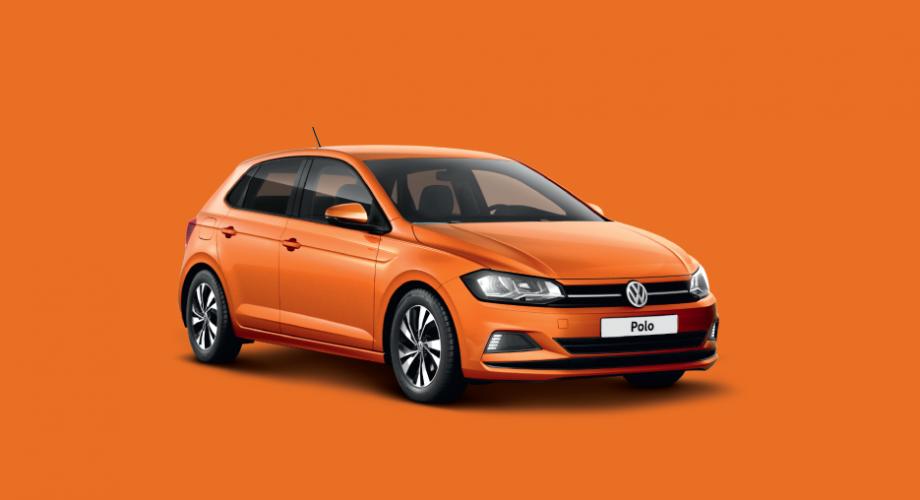 Volkswagen Polo à partir de 160€par mois