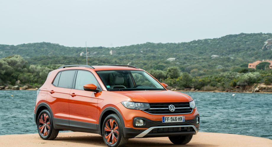 Nouveau Volkswagen T-Cross dès 220€ par mois