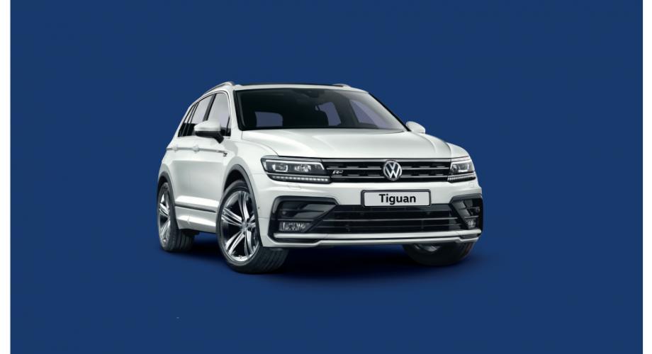 Volkswagen Tiguan à partir de 330€par mois